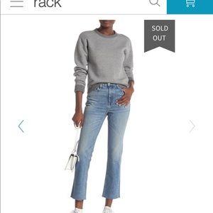Rag & bone Farrah Ankle cigarette Jeans NWT Sz 26